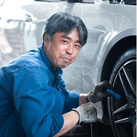整備士2級/自動車検査員 高橋 万里(タカハシバンリ)