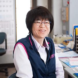登録事務 松井亜也子(マツイアヤコ)
